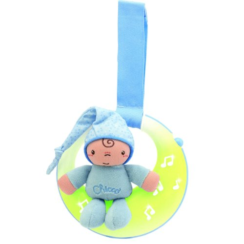 Chicco - First Dream Goodnight Moon Gioco, Azzurro, 24262