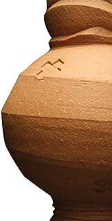 Amaco 45007R High Fire Moist Stoneware Clay, Warm Brown