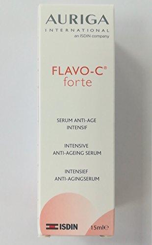 AURIGA International an ISDIN Company FLAVO-C forte, intensives Anti-Aging-Serum, 15 ml