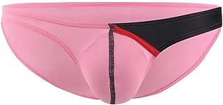 Men's Underwear Sexy Soft Boxers Briefs Soft Underwear Bikini Panties