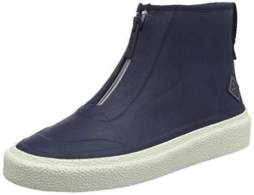 GANT Footwear Damen STORMHAVEN Stiefeletten, Blau (Marine G69), 36 EU