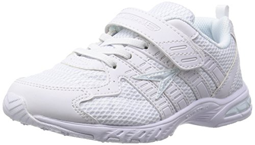 Syunsoku Athletic/School Shoes, Lightweight, Men's, Women's, Children's US Size Toddler 8.5 to Women's 10.5/Men's 9.5 (15-27 cm, 2E). -  -