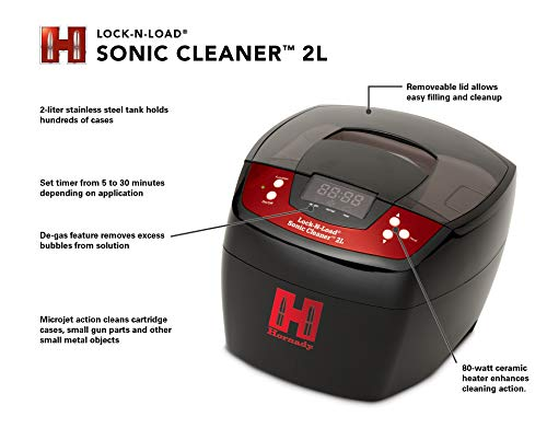 The Best Ultrasonic Gun Cleaner - The Top 3!