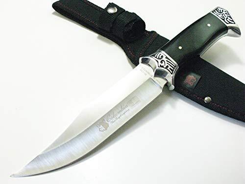 COLUMBIA KNIFE コロンビアナイフ 高品質シースナイフ 天然ウッドハンドル アウトドア G58