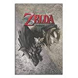 JIAN Nana Game Poster Zelda Twilight Princess Oversized Canvas Wall Art Modern Home Office Family Bedroom Decor for Living Room Painting Posters 16×24inchs(40×60cm)