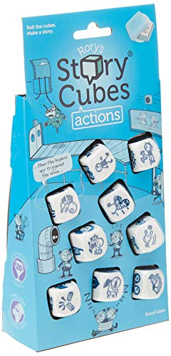 Rory#039s Story Cubes Actions