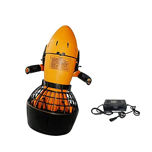 Daily Accessories Two Speed Underwater Vehicle Water Sea Scooter Dual Speed Water Propeller Diving Sea Scooter Pool Equipment 300W