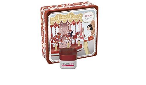 L'Oréal Paris Dermo Expertise Cofre Revitalift Clásico, Incluye Crema Día Antiarrugas con Proretinol, 370 g