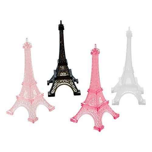 Amscan–398185un día París torre Eiffel Multi-pack