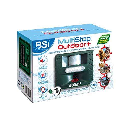 BSI Multistop Outdoor +, Green