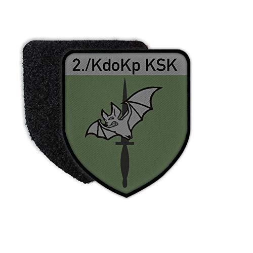 Copytec Patch 2 Kommando Kompanie KSK Kommando Spezialkräfte Sondereinheit #35096
