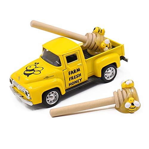 Fresh Honey Toy Truck Display