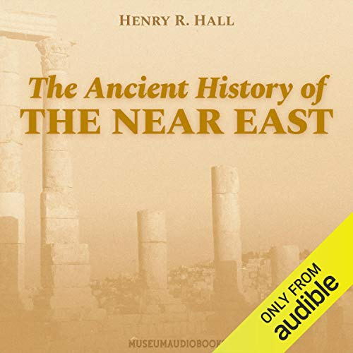 The Ancient History of the Near East cover art