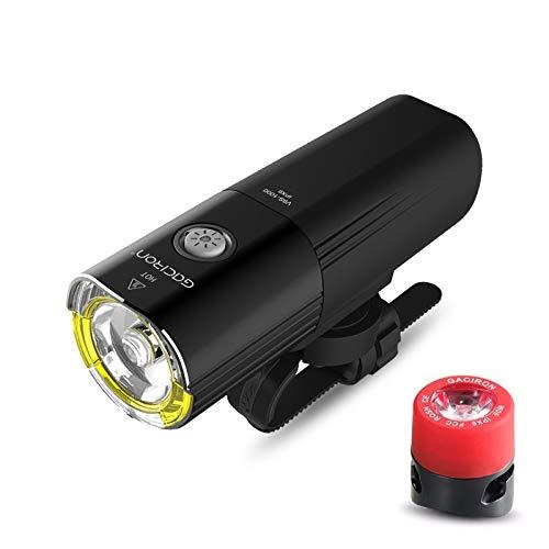 HNXCBH 1000 Bici Bicicleta a Prueba de Agua Accesorios de Bicicleta de MTB bancarias lúmenes de luz de Flash LED Frontal de la antorcha de energía Linterna de la luz Luces Bicicletas
