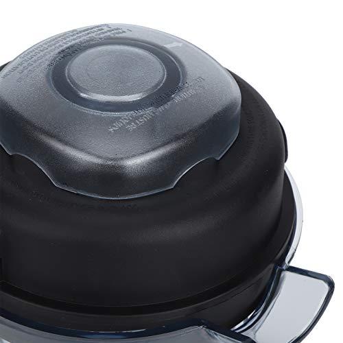 Surebuy Licuadora de Alimentos, línea de medición de contenedores de licuadora de Alimentos con Cuchillas Especialmente diseñadas para Cocina para triturar Postre Helado congelado