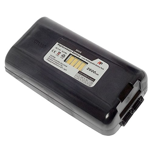 Artisan Power Honeywell/HHP Dolphin 7900, 9500, 9900 & MX6: Replacement Battery. 2600 mAh