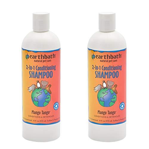 Earthbath Mango Tango 2-in-1 Pet Conditioning...