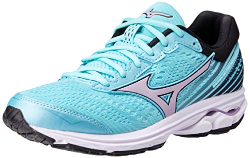 Mizuno Wave Rider 22 Women's Running Shoes - 4 Blue