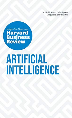 Compare Textbook Prices for Artificial Intelligence: The Insights You Need from Harvard Business Review HBR Insights Series  ISBN 9781633698277 by Review, Harvard Business,Davenport, Thomas H.,Brynjolfsson, Erik,McAfee, Andrew,Wilson, H. James