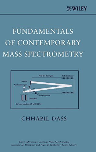 Fundamentals of Contemporary Mass Spectrometry (Wiley Series on Mass Spectrometry)