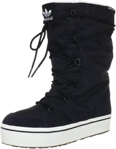 adidas Originals HONEY WINTER W G61003, Damen Stiefel, Schwarz (BLACK1/BLACK), EU 38 (UK 5) (US 6.5)