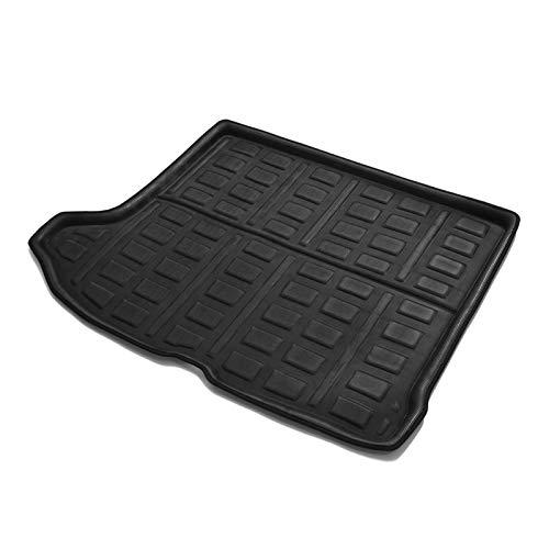Qgg Car Rear Boot Trunk Cargo Dent Floor Protector Mat Tray Fit for Volvo XC60 2 MK2 Floor Carpet Luggage Tray Boot Liner Protector,Rubber Car Boot Liner Vehicle Rubber Boot Mat Liner Car trunk mat