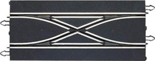 Scalextric Digital System - Recta con Cambio de Carril para Pista Digital (1 Unidad) (20030)