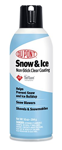10-Ounce DuPont Teflon Snow and Ice Repellant $4.23 (53% Off)