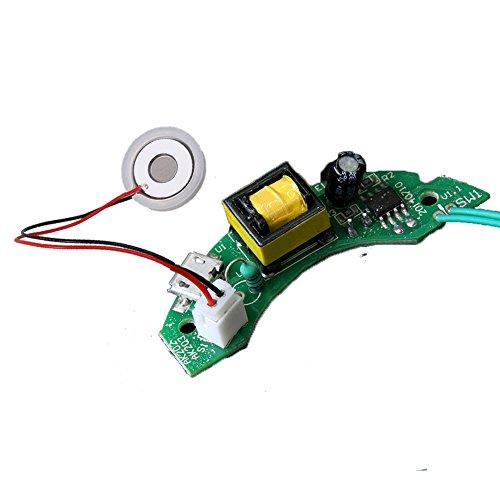 Icstation 5V 16mm Ultrasonic Mist Maker Fogger Ceramic Discs with