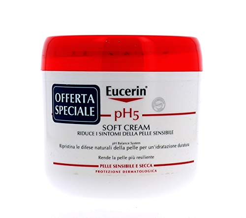 Eucerin pH5 - Soft Cream, 450ml