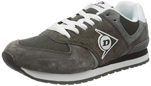Dunlop DL0203004-42 Flying Wing Zapato de trabajo y ocupación, carbón, talla 42