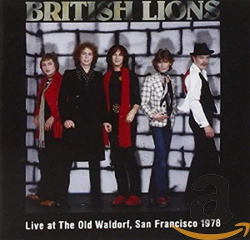 British Lions - Live At The Old Waldorf