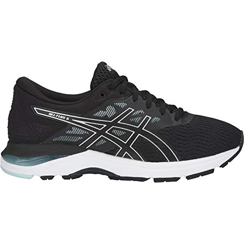 Asics Gel-Flux 5 Mujeres Running Trainers T861N Sneakers Zapatos (UK 5 US 7 EU 38