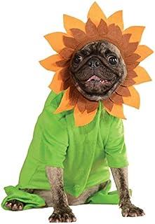 Rubie's Disfraz para Mascotas, Grande, Girasol, Girasol, 0, M