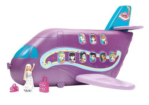 Mattel L1902 - Polly Pocket Jumbo-Jet