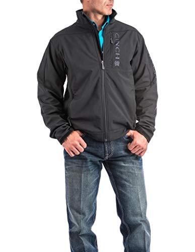 Cinch Bonded Jacket Black 4 XL