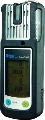 Gasmessgerät x-am 2500 4Gas-Ex, O2, CO, H2S-LC 4701000460