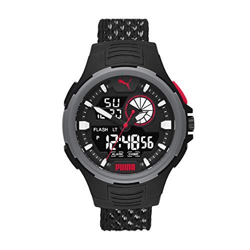 Puma Reloj Hombre Colección Bold Analog-Digital - Ref P5073