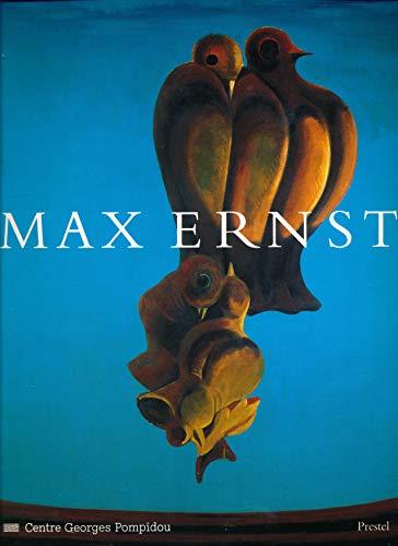 Max ernst retrospective: Retrospective, [Paris, Musée national d'art moderne, 28 novembre 1991-27 janvier 1992