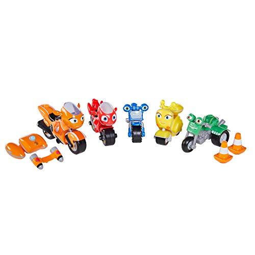Ricky Zoom T20065 Spielzeug, Mehrfarbig