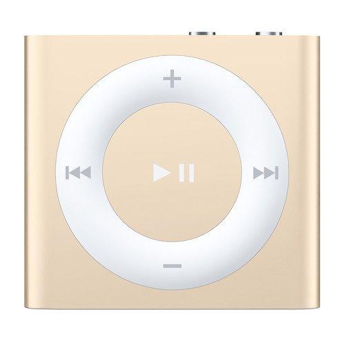 Apple iPod Shuffle 2GB Reproductor de MP3 2GB Oro - Reproductor MP3 (Reproductor de MP3, Oro, Digital, Aluminio, Flash-Media,...