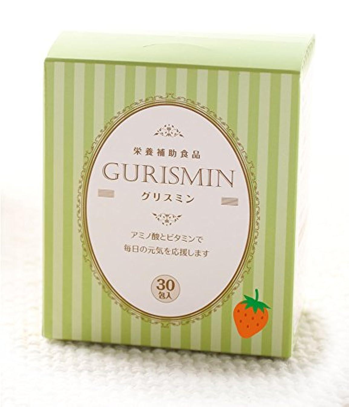 百年封建受動的太陽堂製薬 グリスミン グリシン3000mg×30回分(いちごヨーグルト)栄養機能食品