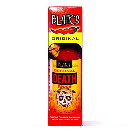 Blair's Original Death Sauce Hot (Schärfe 5)