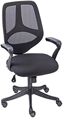 Mavi Office Chairs in Black