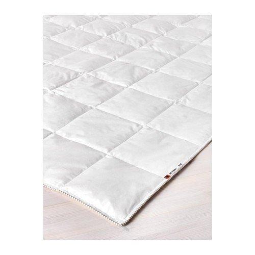 IKEA Bettdecke SÖTVEDEL kühl in zwei Größen leichte Daunendecke (140 x 200 cm)