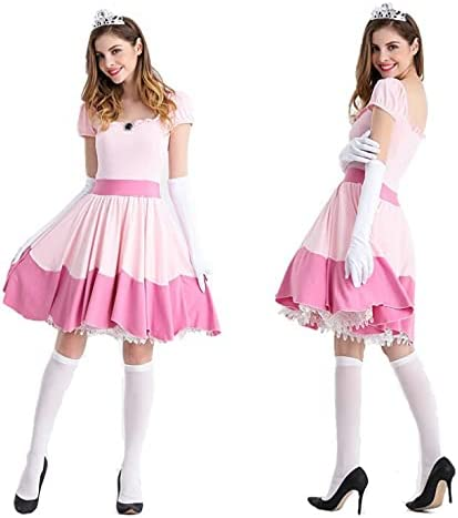 Women's Reservation Princess Costumes Set Halloween Sexy Safety and trust Party Cosplay Wear