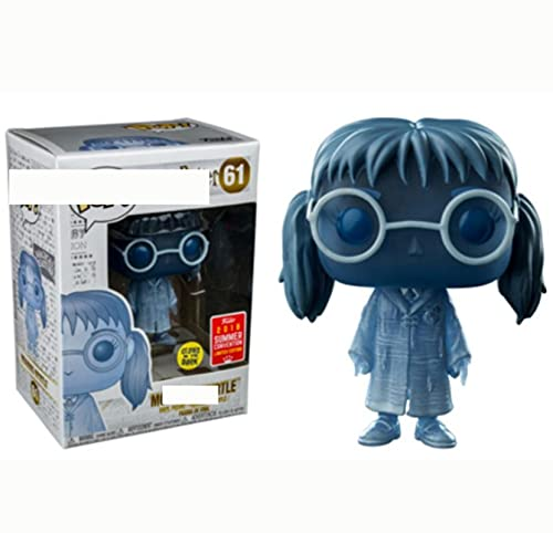Pop Figures Harry Potter Moaning Murtle #61 Vinyl Action Figures Toy 10Cm, PVC Collection Model Doll...