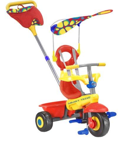 Smart Trike 146-0100 - Plus Fresh driewielers, rood/geel