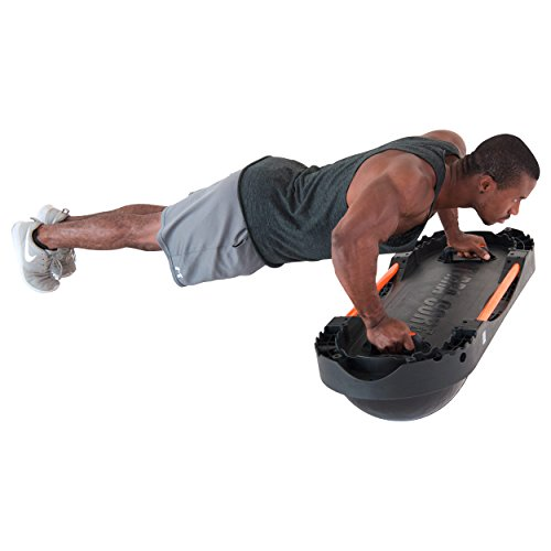 Terra-Core Balance Trainer, Stability, Agility, Strength, Functional Fitness, Core Exercises, Abs Workout, Pushups, Weight Bench.