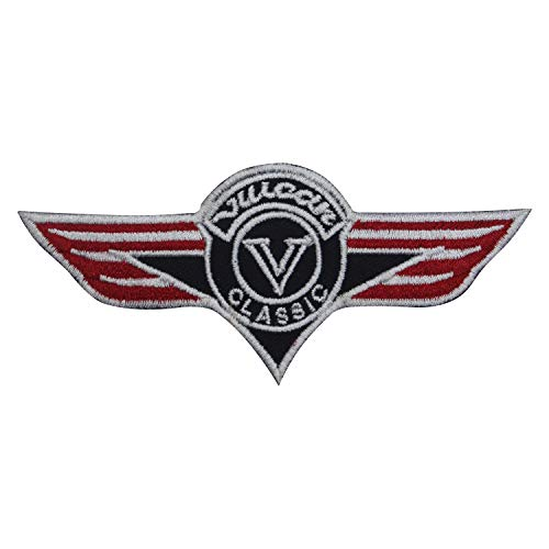 Kawasaki Vulcan Aufnäher zum Aufbügeln oder Aufnähen
